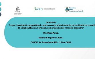 Seminario 19 de junio de 2018 Cendie