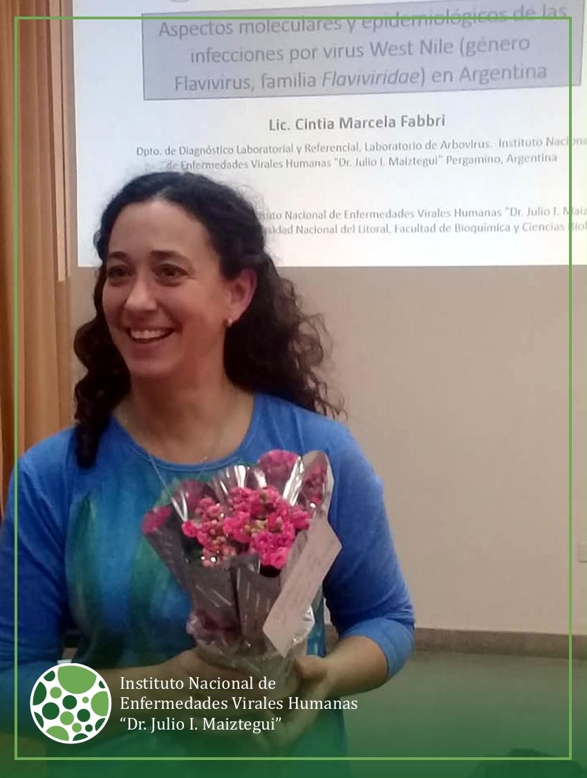 Dra. Cintia Fabbri