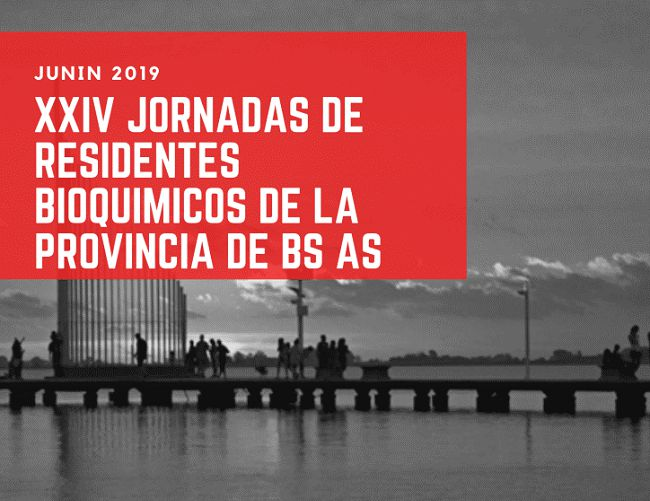 XXIV JORNADAS DE RESIDENTES BIOQUÍMICOS