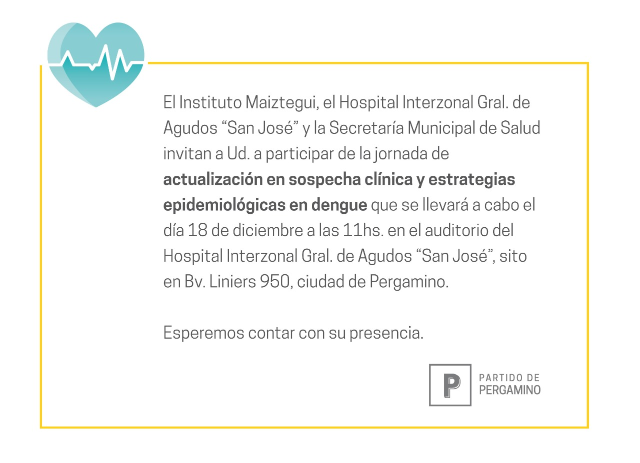 ACTUALIZACIÓN EN SOSPECHA CLÍNICA Y ESTRATEGIAS EPIDEMIOLÓGICAS EN DENGUE