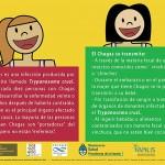 Chagas, para Clau