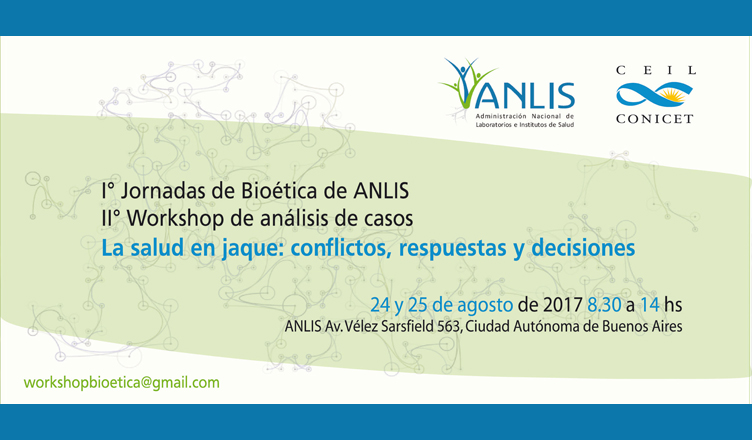 workshop bioetica