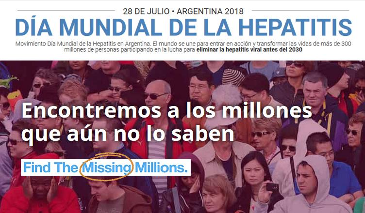 dia de la hepatitis