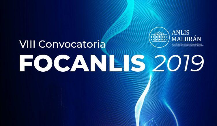 focanlis 2019 VIII Convocatoria